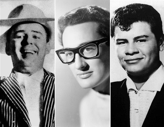 buddy holly ritchie valens the big bopper