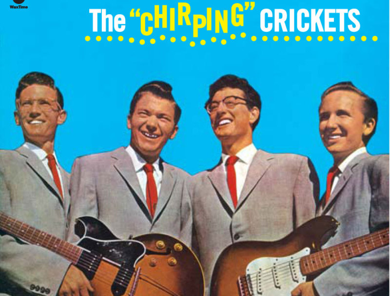 Buddy Holly and the Critckets