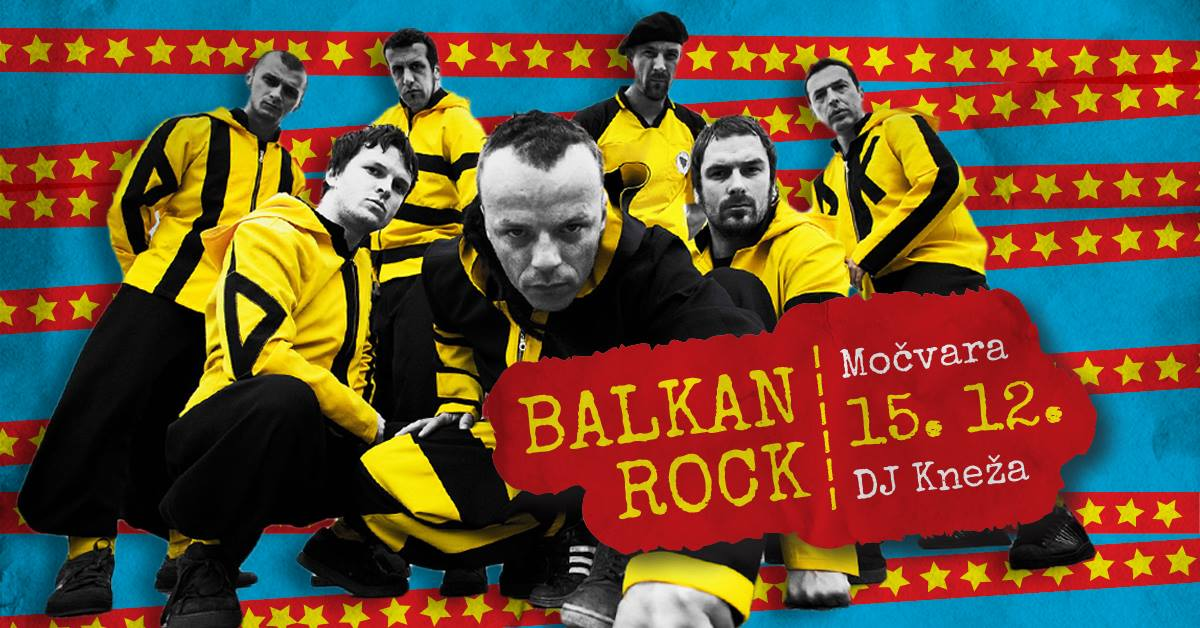 Balkan Rock 15.12.2017. cover