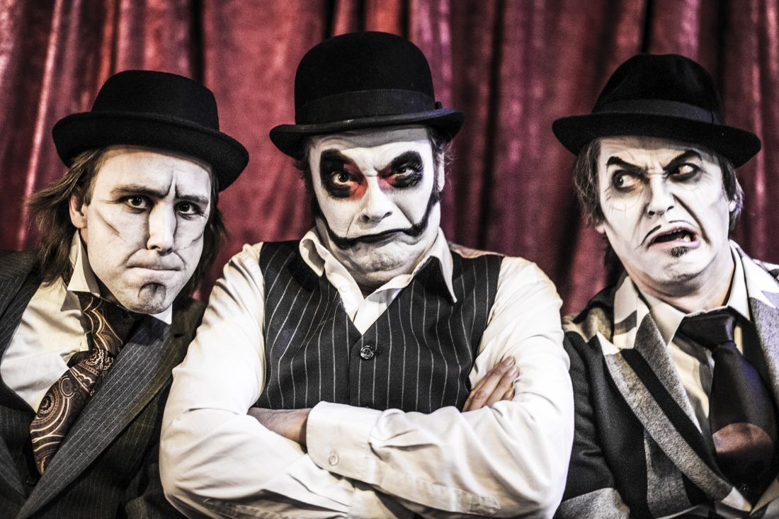 Tiger Lillies graphic art 2