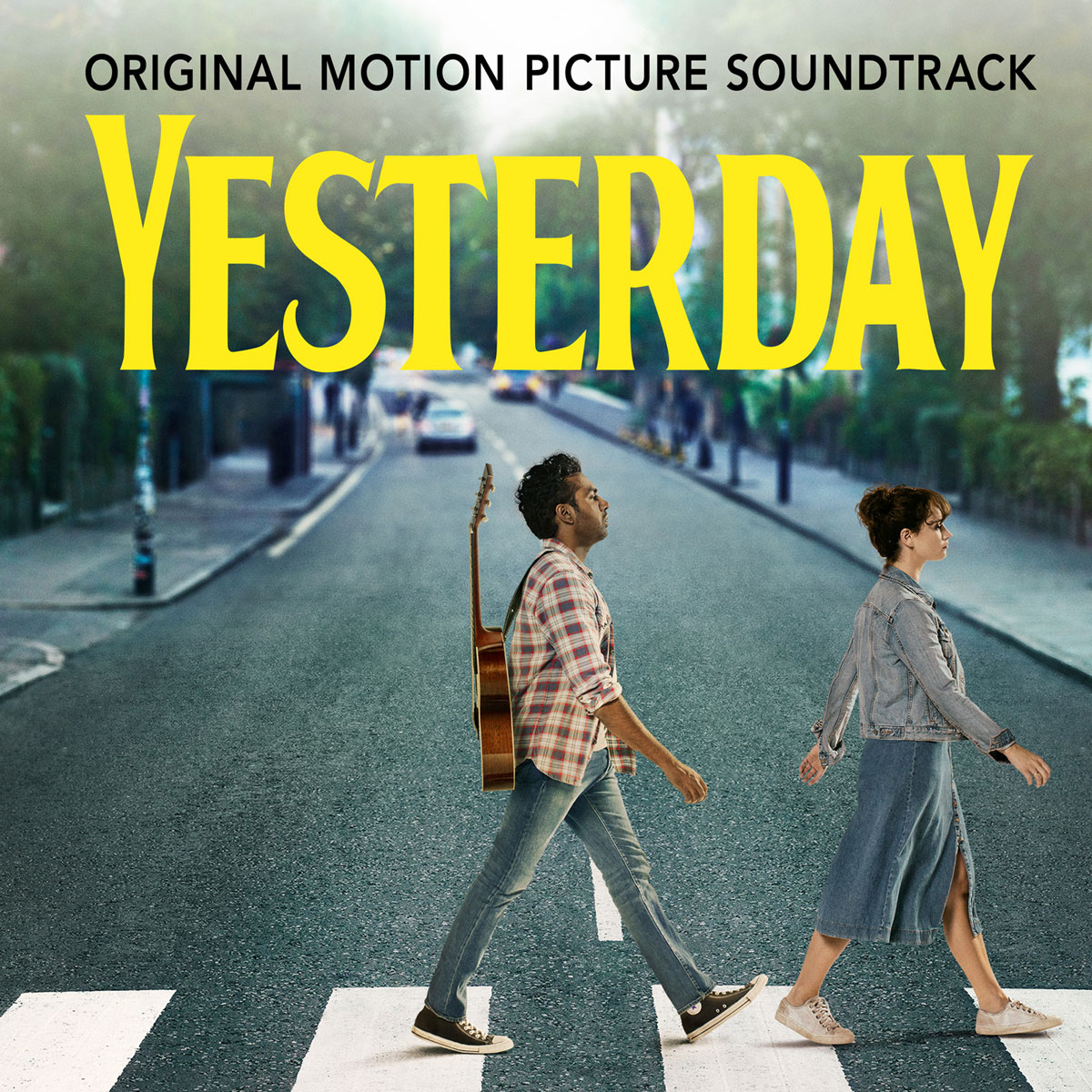 web size Yesterday OST artwork Universal Music