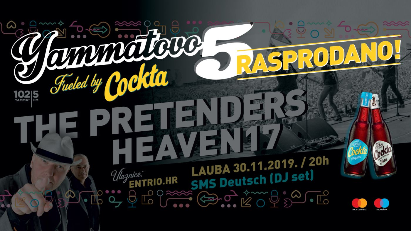 Yammatovo 5 FB Event Cover 1920x1080 Pretetnders HEAVEN17 rasprodano