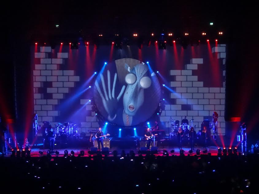Brit Floyd Split 6